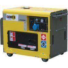 Groupe électrogène Diesel 5500 W triphasé