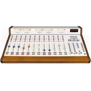 Console de mixage on-air broadcast 12 voies RS 12A5P RADIO SYSTEMS