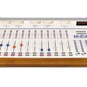 Console de mixage on-air broadcast 12 voies RS12A5P