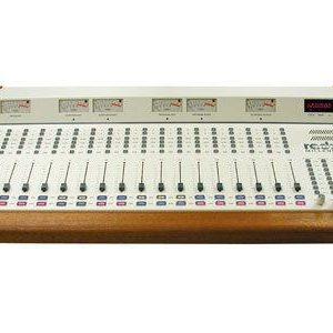 Console de mixage broadcast 18 voies RS-18a
