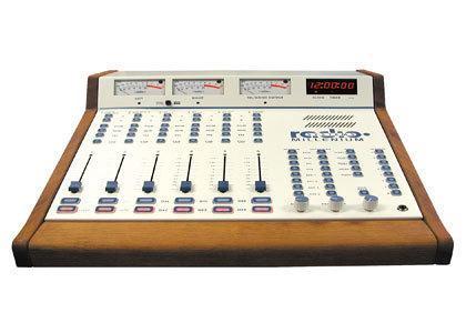 Console RADIO broadcast 6 voies RS 6 RADIO SYSTEMS