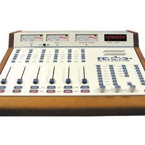 Table de mixage on-air broadcast 6 voies RS-6a