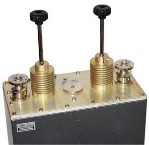 Double cavité FM coaxiale 2 KW