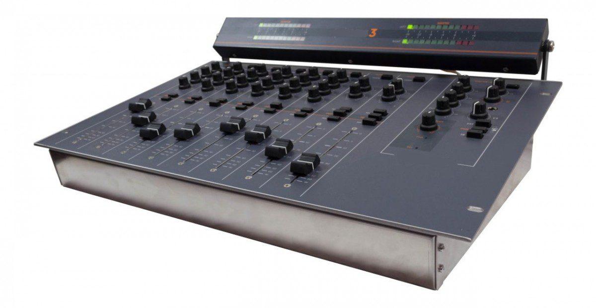 oxygene 3 Console de radiodiffusion Broadcast