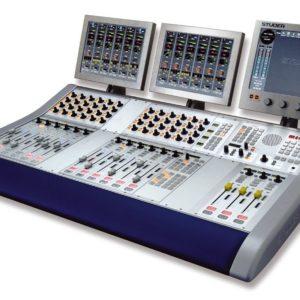 Console de mixage audio on air 3000 studer