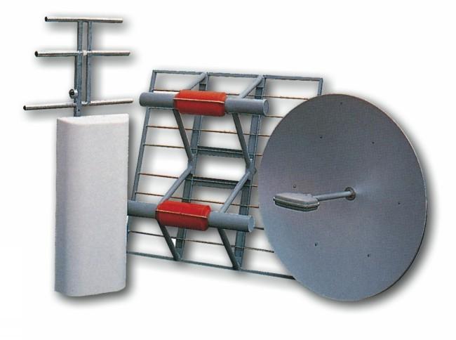 Systèmes d'antennes d'émission FM/TV