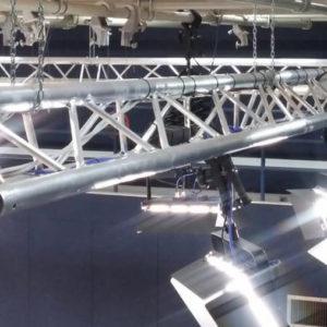 Matériel Broadcast et complement d'équipements pour Station émission TV