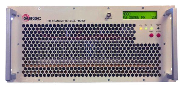 Emetteur FM 3000W - 3kW