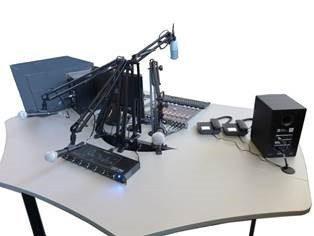 Station Radio compléte clé en main avec emetteur FM 2000w