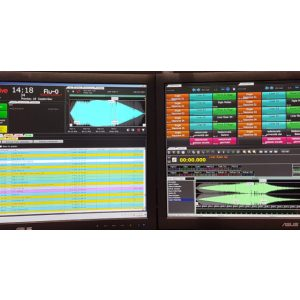 Logiciel d'automation Radio Eletec flu-o, playout