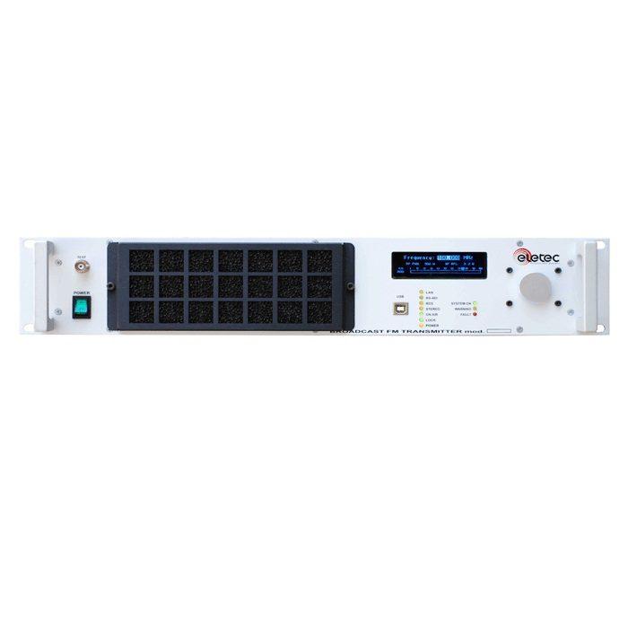 Emetteur FM Eletec 600W Digital EL600D Tropicalisé