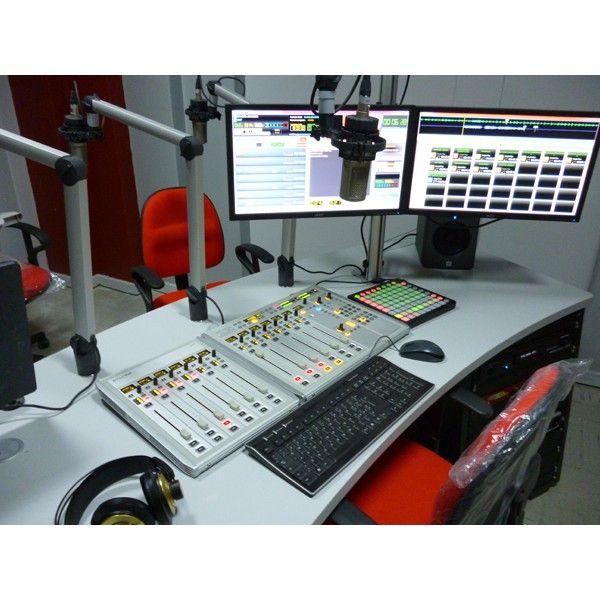 radio fm studio cles en main
