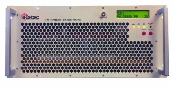 Emetteur FM 3500W - Emetteurs FM