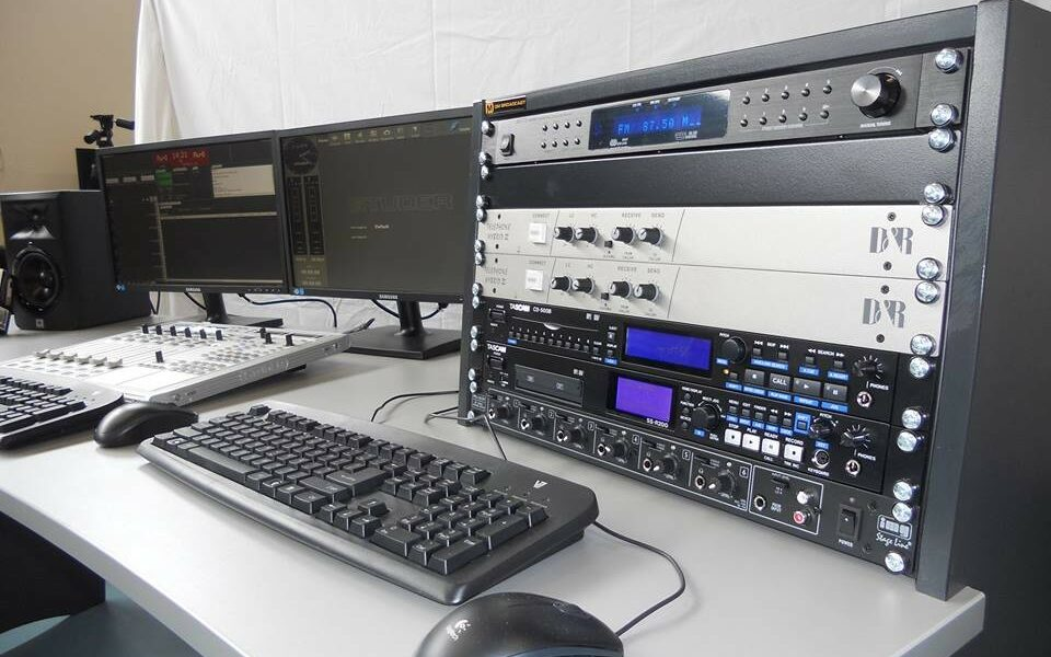 studio radio fm numerique special afrique