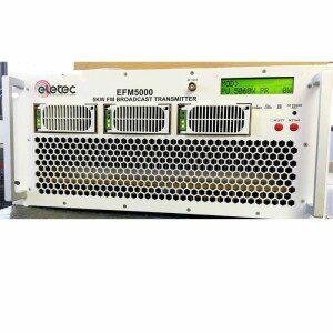 Emetteur FM 5KW Modulaire
