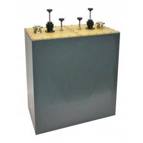 Filtre à cavité FM max 10 kW - double coaxial - connecteur 1 + 5/8