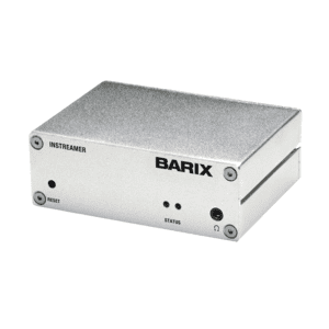 Instreamer BARIX