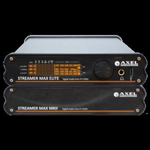 Streamer Max MKII ELITE Axel Technology