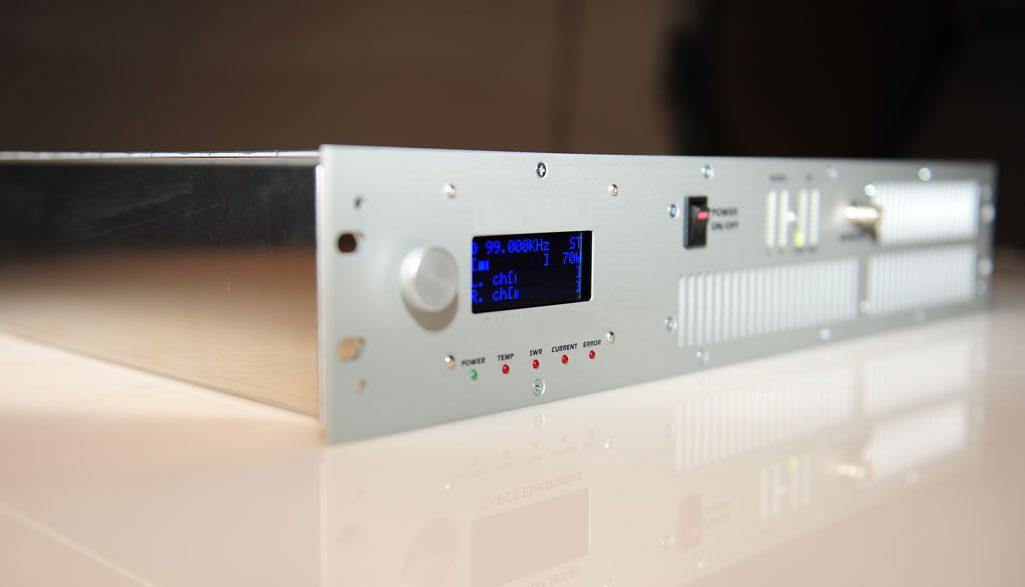 Emetteur TV 600W VHF III ECB600