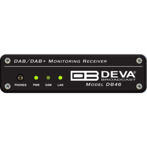 DB46 DEVA – DAB+ Monitoring