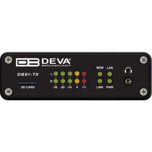 DB91-TX-DEVA Encodeur Audio IP