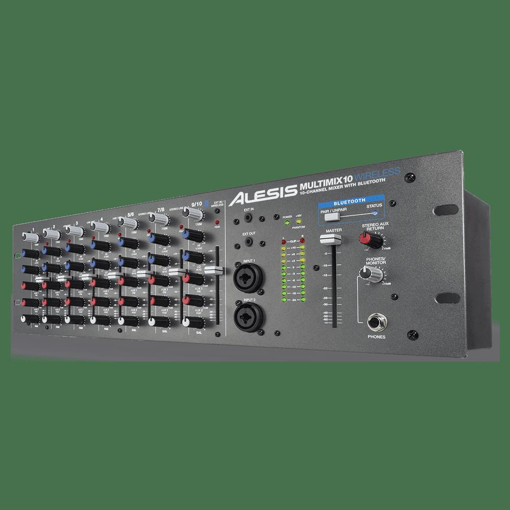 Mélangeur audio Alesis Multimix10