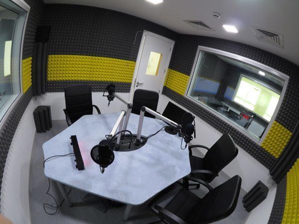 Station Radio FM 1500W AFRIQUE