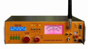 BROADCAST MONITEUR DE MODULATION FM