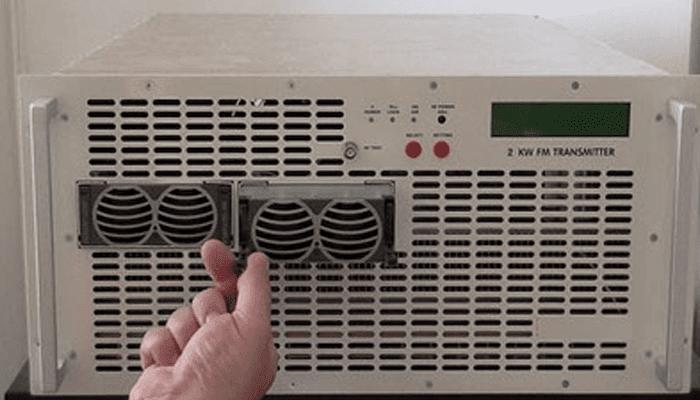 emetteur fm modulaire tropicalisé, eletec-afrique-station